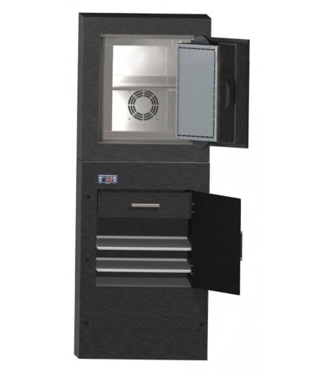 Сейф холодильник ВЭСТ-3-20-С
