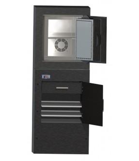 Сейф холодильник ВЭСТ-3-20У-С